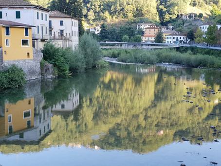 """Laboratori """"il Grounding del Cuore"""" - Bagni di Lucca"""