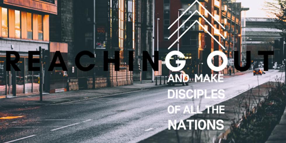 Evangelism Training +OUTREACH