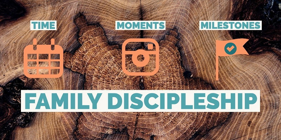 Family Discipleship Equipping