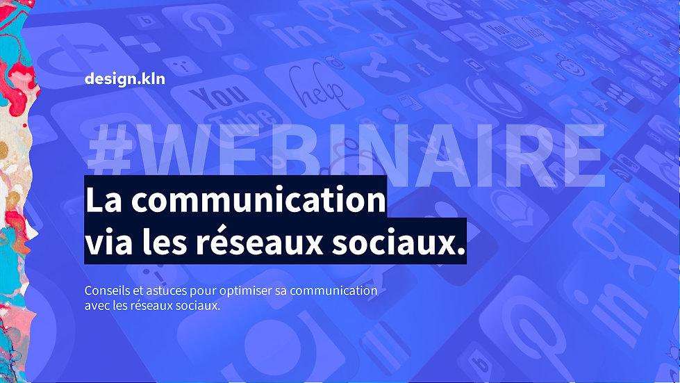 La communication via les réseaux sociaux