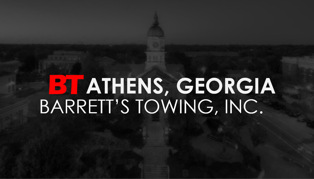 Barrett's Towing | Athens & Winder