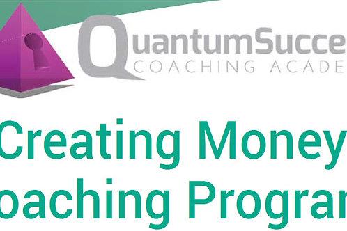 Creating Money Practioner Program