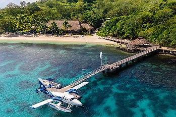 Made it to Kokomo Private Island in Fiji