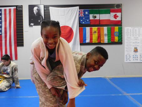Why Judo?
