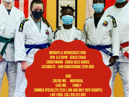 El Toro Judo Summer Special