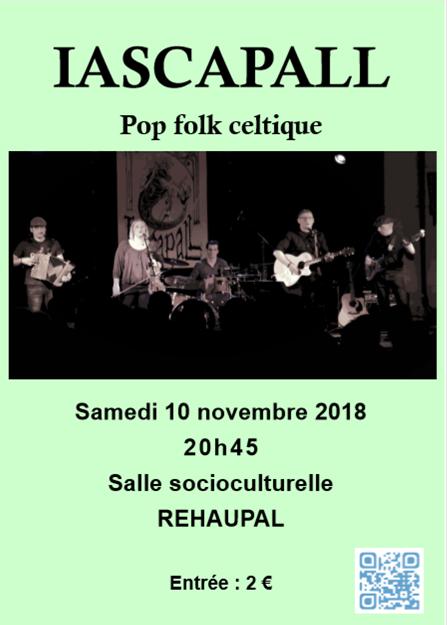 Concert à Réhaupal