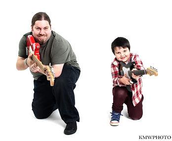 Guitar Lessons Stoke on Trent
