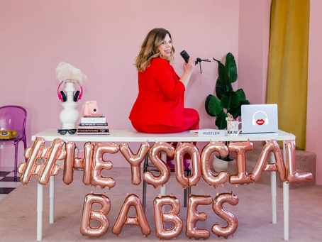 The Best Hey Social Babes Podcast Episodes For Self Love!
