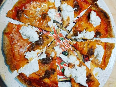 Pizza senza glutine - Nessun rimbalzo glicemico