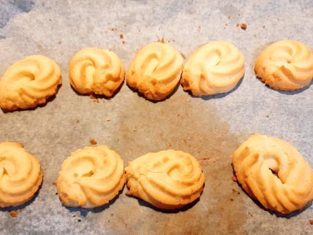 Biscotti di Frolla Montata#Glutenfree