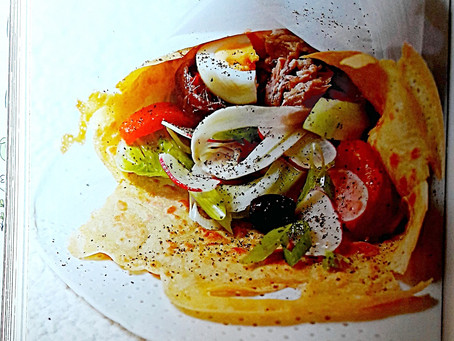 Socca alla Nizzarda - La ricetta della Costa Azzurra