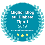 Top Blogger Diabete-MyTherapy.png