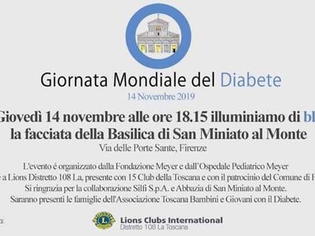 Giornata Mondiale del Diabete 14 Novembre