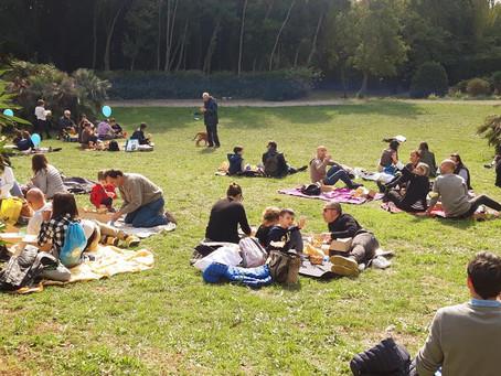 Alla Festa dell'Associazione Toscana Bambini e Giovani con il Diabete