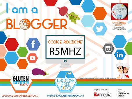 Gluten free Expo a Rimini 17-20 Novembre