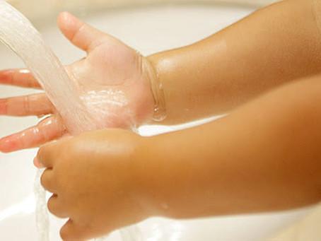Lavarsi sempre le mani