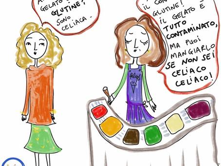 Una Illustrazione al giorno - Settimana della celiachia