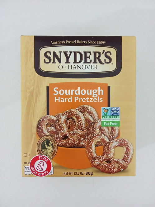 Snyder's Sourdough Hard Pretzels