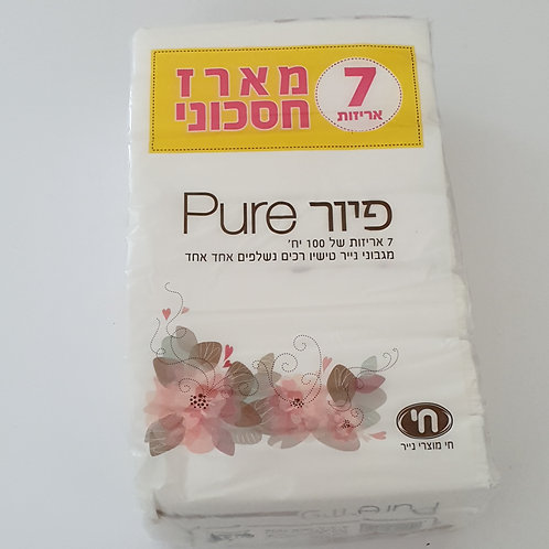 Pure Tissue 7-Pack