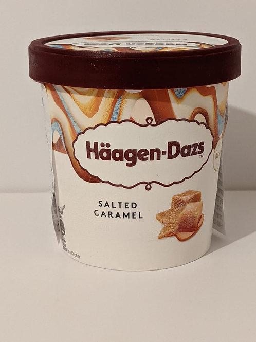 Häagen-Dazs Salted Caramel Ice Cream Pint (לאוכלי חלב נוכרי)