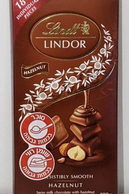 Lindt Lindor Irresistibly Smooth Hazelnut