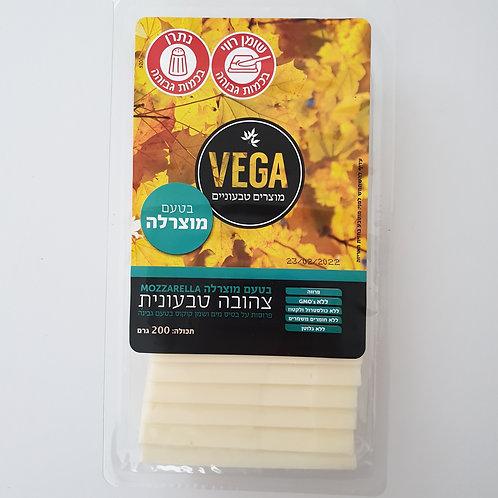 Mozzarella flavored Vegan Cheese