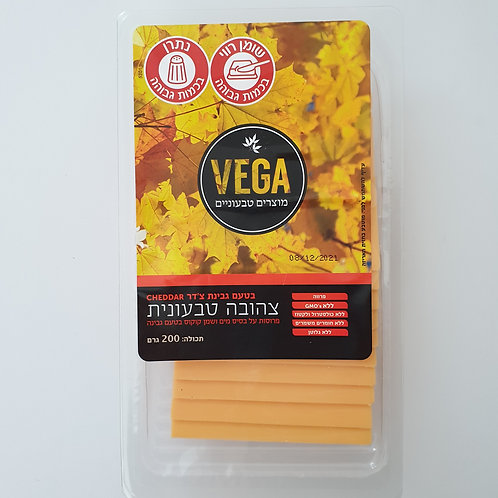 Cheddar flavored Vegan Cheese