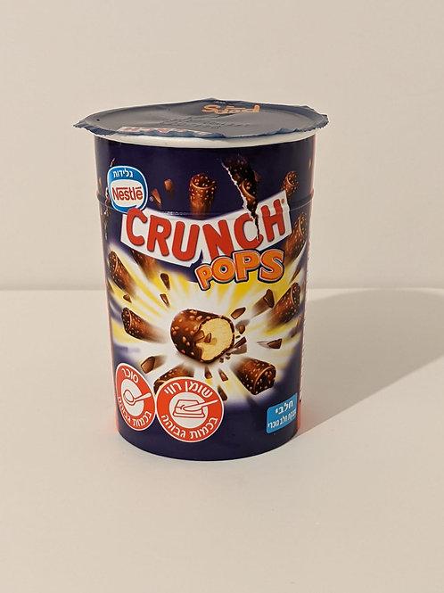 Crunch Pops Ice Cream (לאוכלי חלב נוכרי)