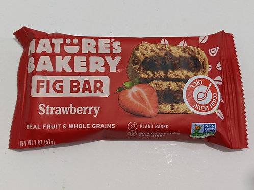 Nature's Bakery Fig Bar Strawberry
