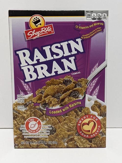 ShopRite Raisin Bran Cereal