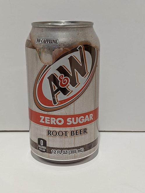 A&W Zero Sugar Root Beer