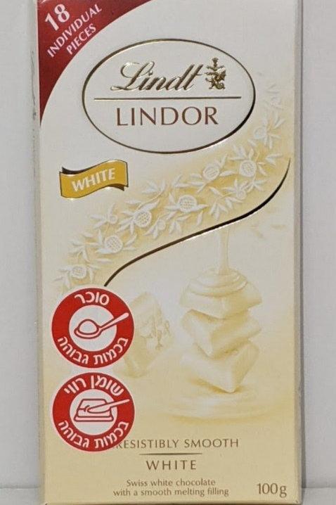 Lindt Lindor Irresistibly Smooth White