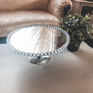 Crystal Cake Stand (2 Available)