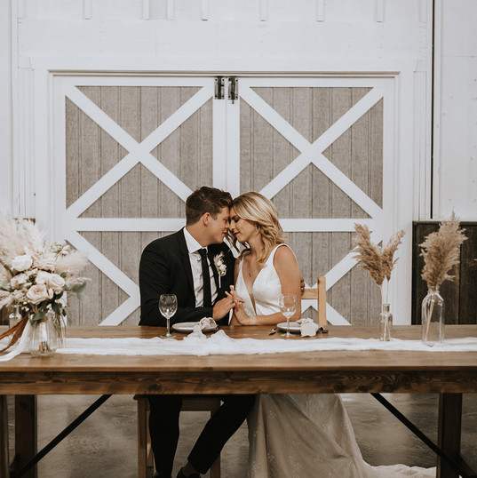 M + L - Styled Bridal Shoot - Madison Ja