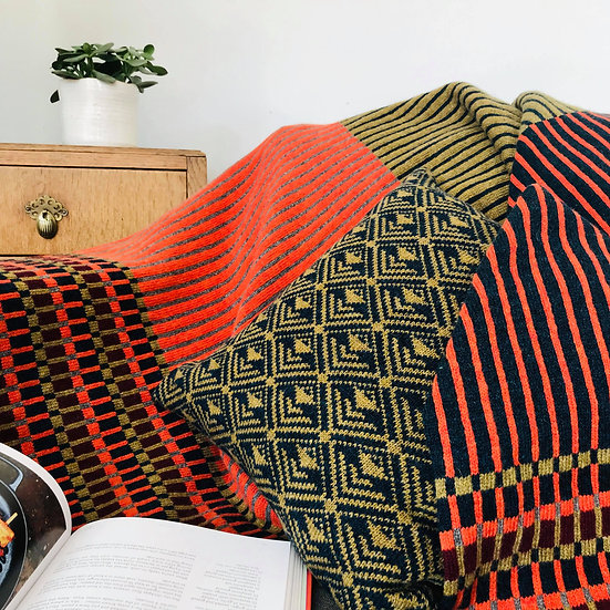 Chromatic Collective Throw Autumnal