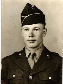 McDonnell, 101st Cavalry, wingfoot