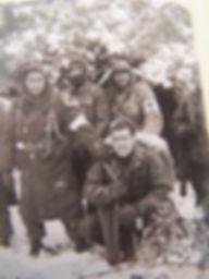 Robert Klein, 101st Cavalry