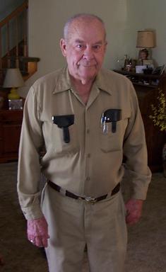 Fluharty, 101st Cavalry, wingfoot