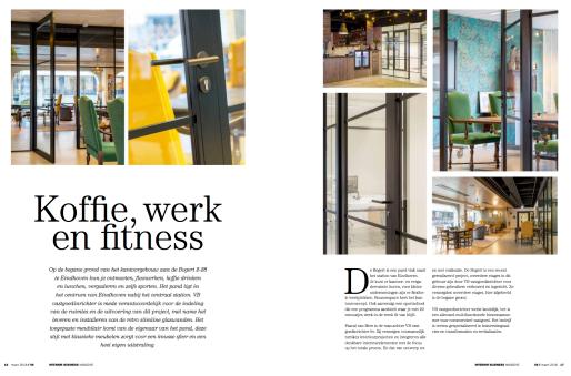 VB vastgoedinrichter Interior Business Magazine