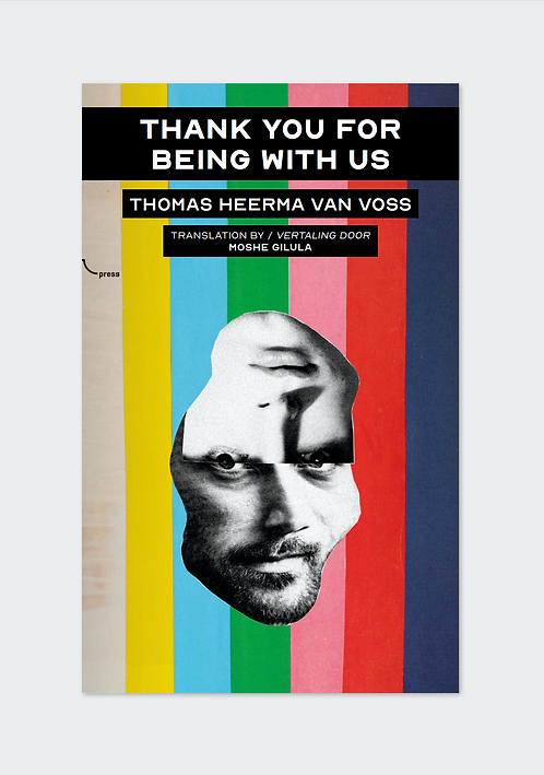 Thank You For Being WithUsbyThomas Heerma van Voss