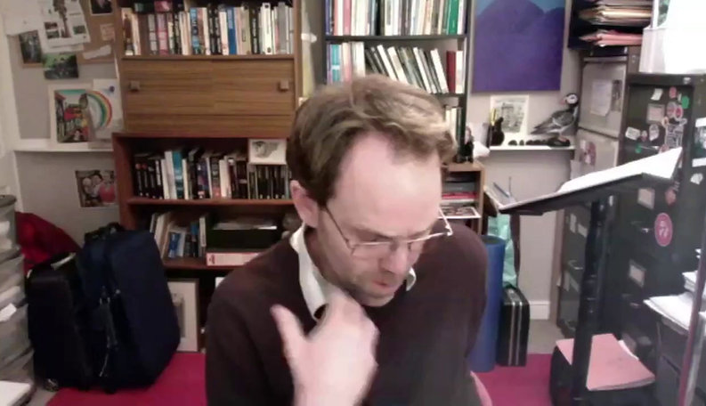 Rupert Read introduces Parents for a Future