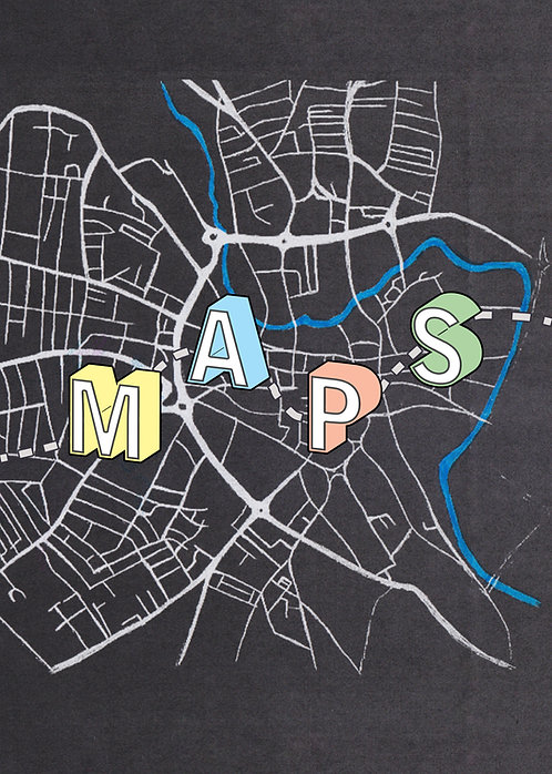 Maps zine