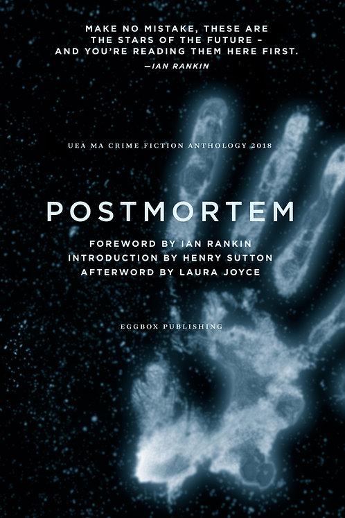 Postmortem: UEA MA Crime Fiction Anthology 2018