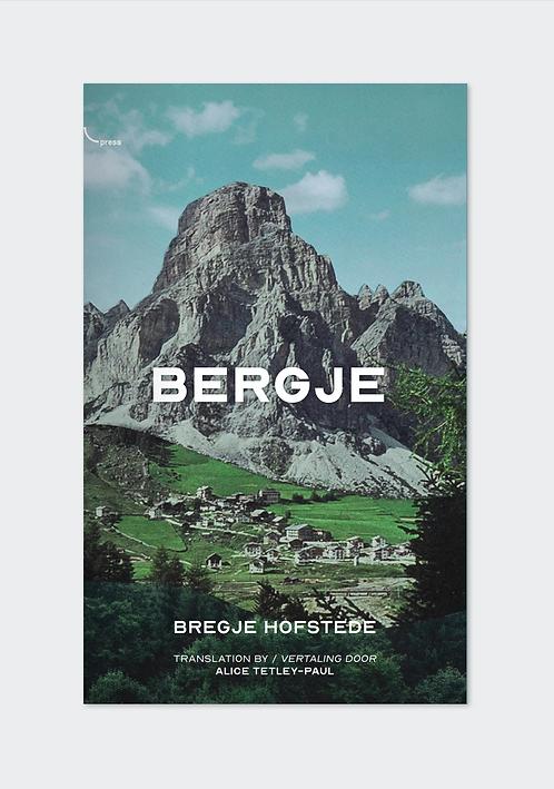 Bergje by Bregje Hofstede