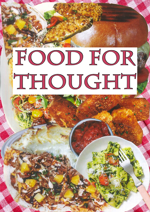 Food For Thought Zine