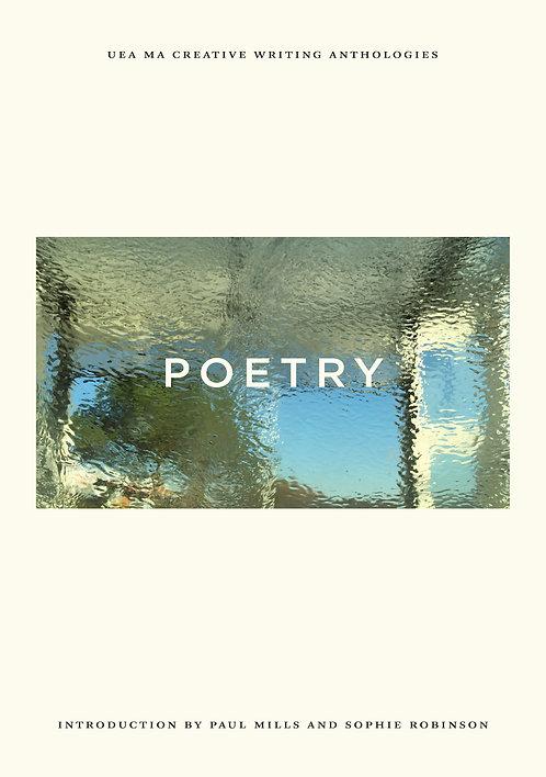 UEA Creative Writing MA: Poetry Anthology 2017