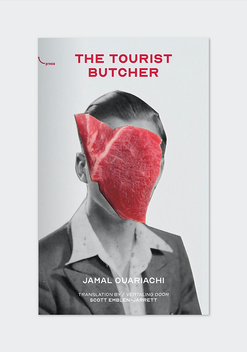 The Tourist Butcher by Jamal Ouariachi