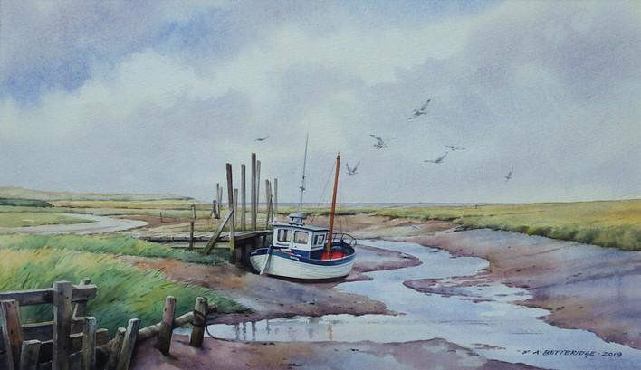 Low Tide, Thornham
