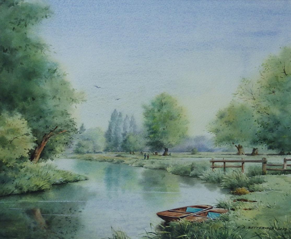 Grantchester Meadows