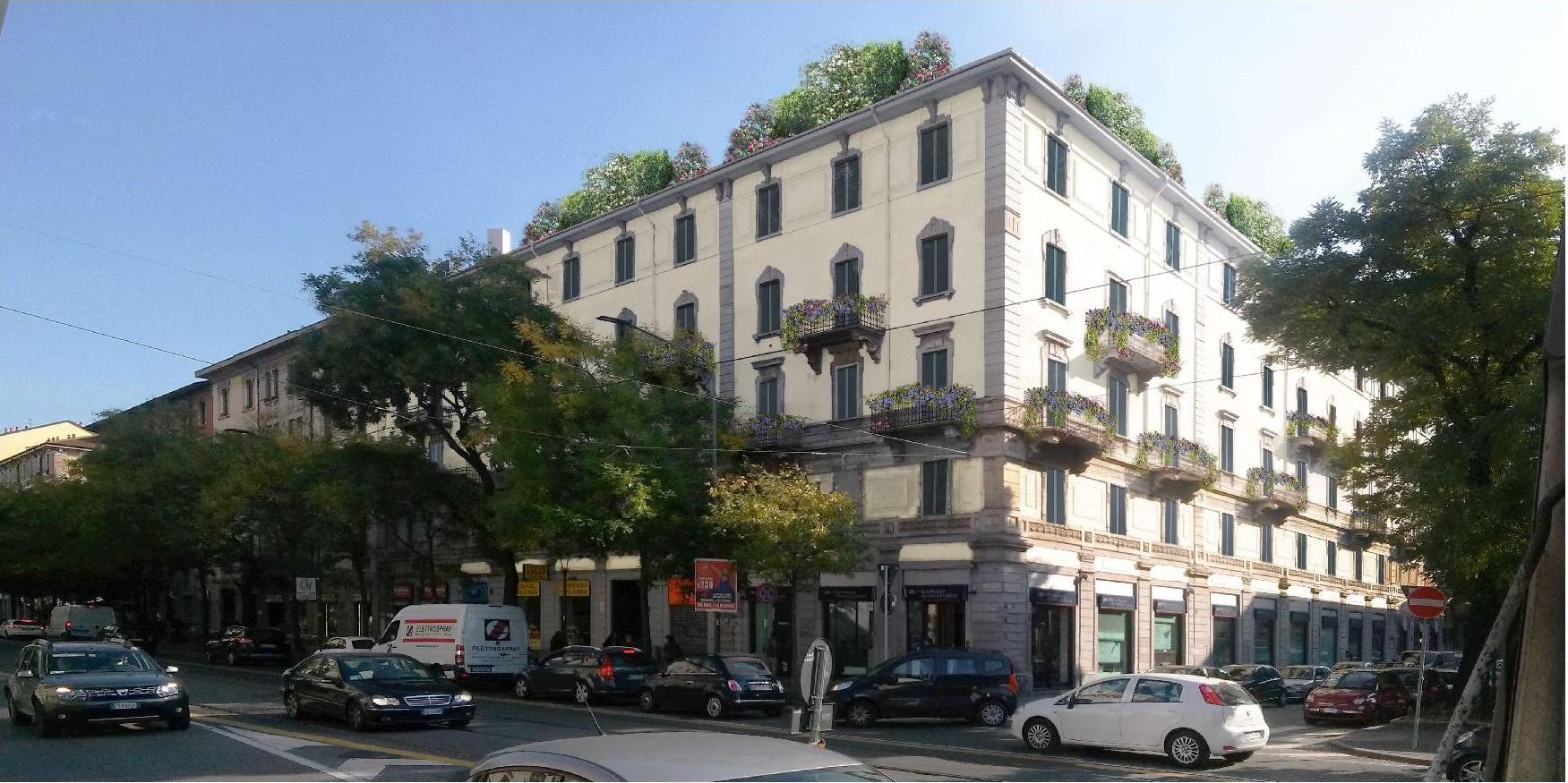 Cohousing in C.so XXII marzo Milano